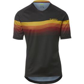 Giro Roust MTB Kortærmet cykeltrøje Herrer sort/farverig